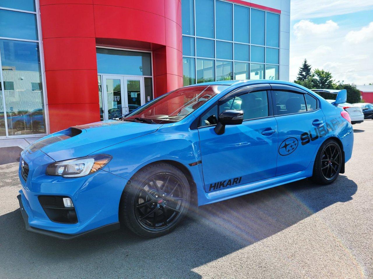 2016 Subaru  WRX STI AWD TOIT CUIR AC MAGS