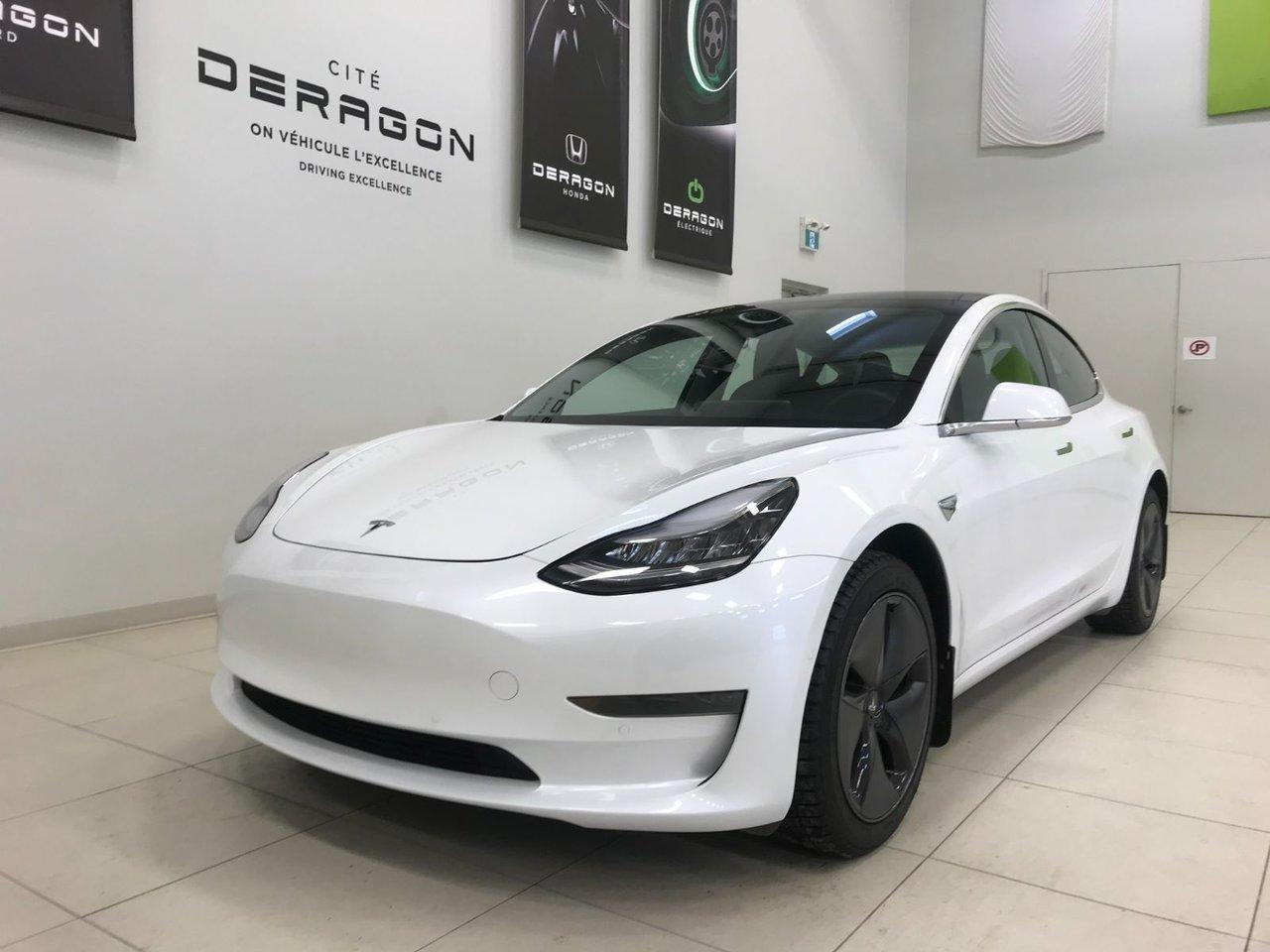 2020 Tesla  MODEL 3 Standard Range Plus Standard Range Plus