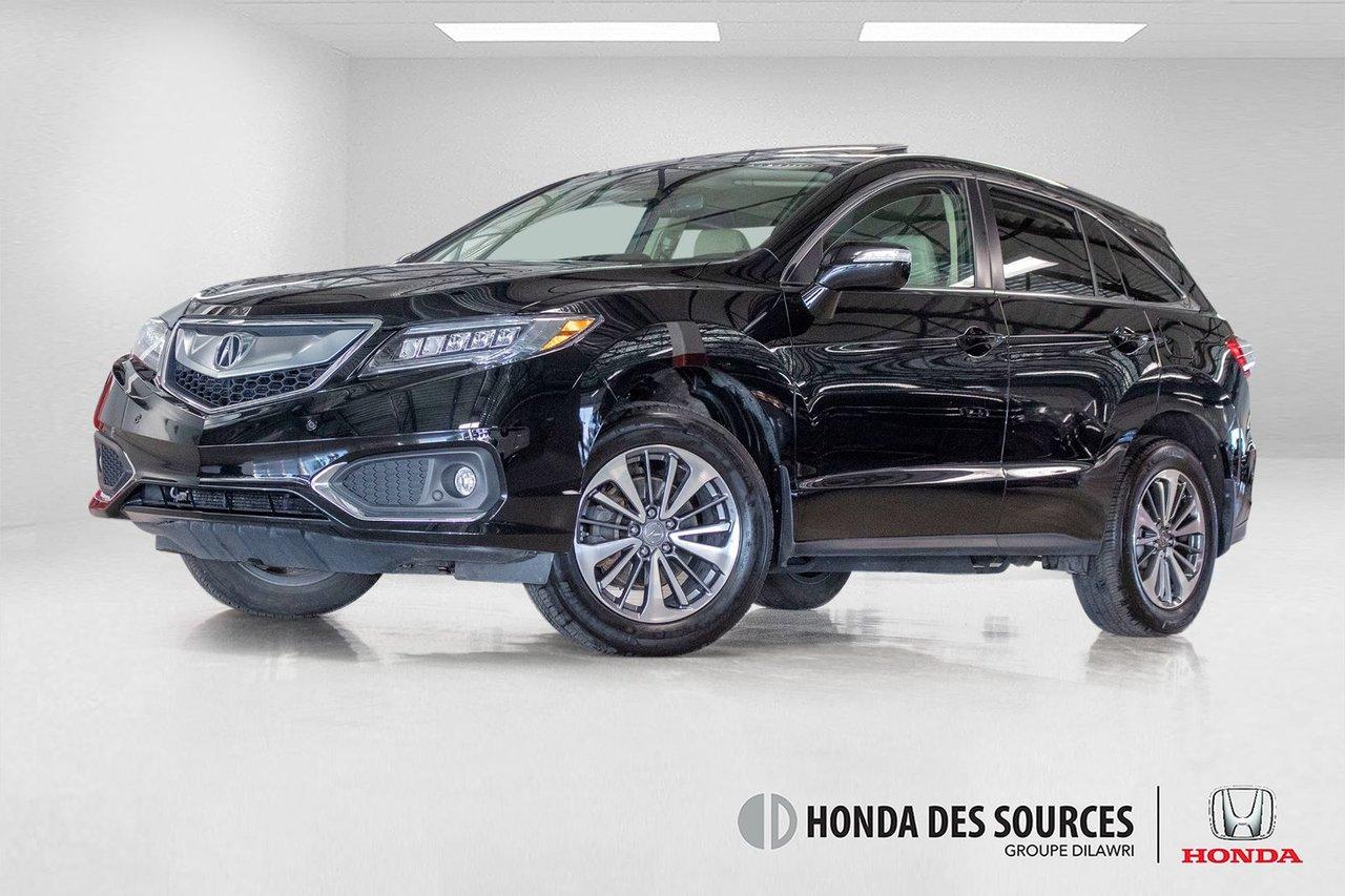 Acura RDX 2018 Elite