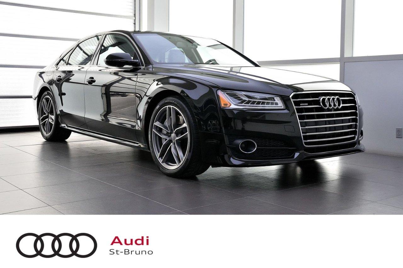 Audi A8 2017 4.0T + B&O 3D + DRIVER ASSIST