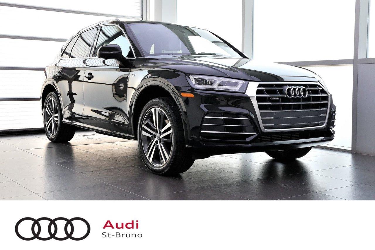 Audi Q5 2018 PROGRESSIV + S-LINE + IMPECCABLE