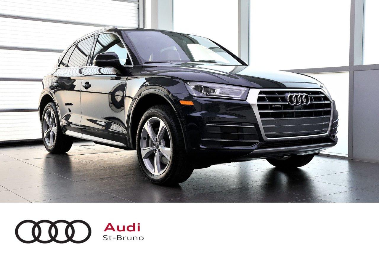 Audi Q5 2018 PROGRESSIV + INT.BRUN + DRIVER ASSIST