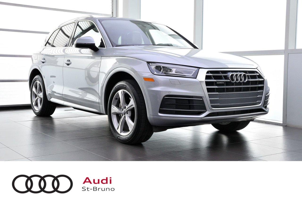Audi Q5 2018 PROGRESSIV + TOIT PANO + GPS