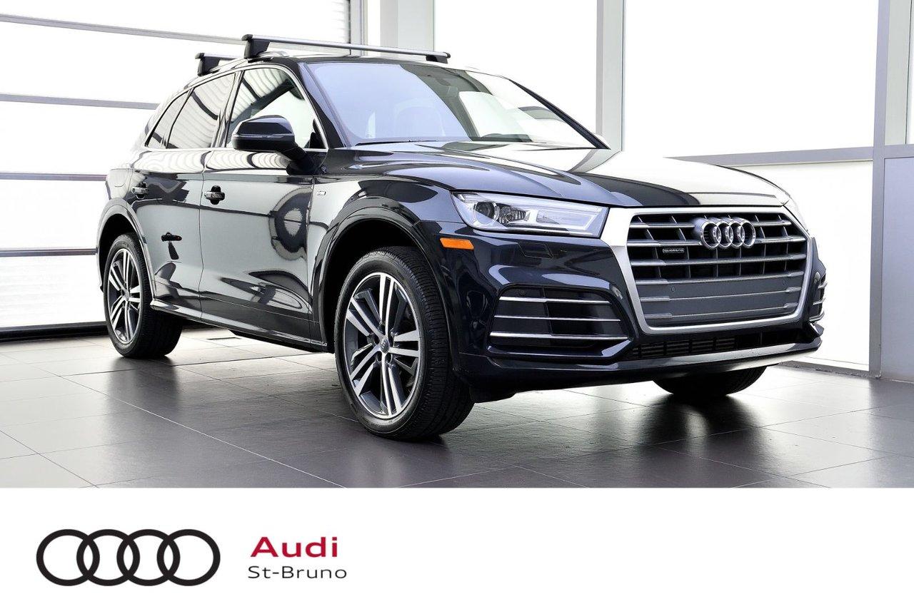 Audi Q5 2018 PROGRESSIV + S-LINE + 0.9%