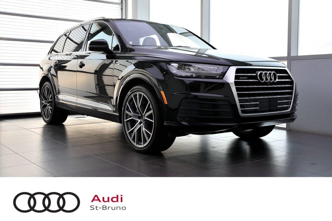 Audi Q7 2019 TECHNIK + S-LINE + 22 POUCES