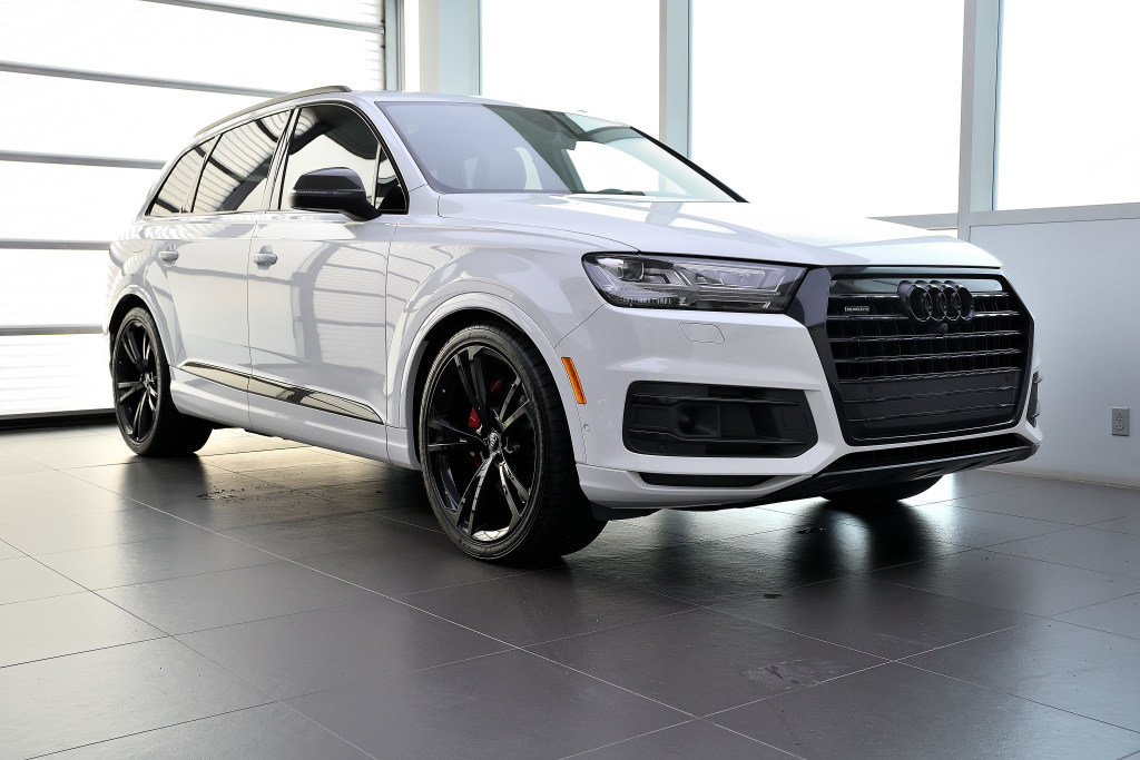 Audi Q7 2019 TECHNIK + SPECIAL EDITION + ULTRA RARE