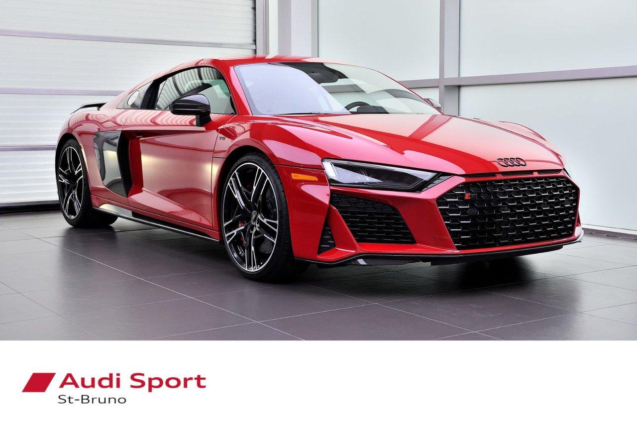 Audi R8 2021 V10 PERFORMANCE + BLACK OPTICS