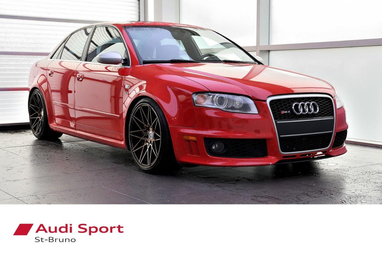 Audi RS4 2007 ULTRA RARE + PRIX FOU