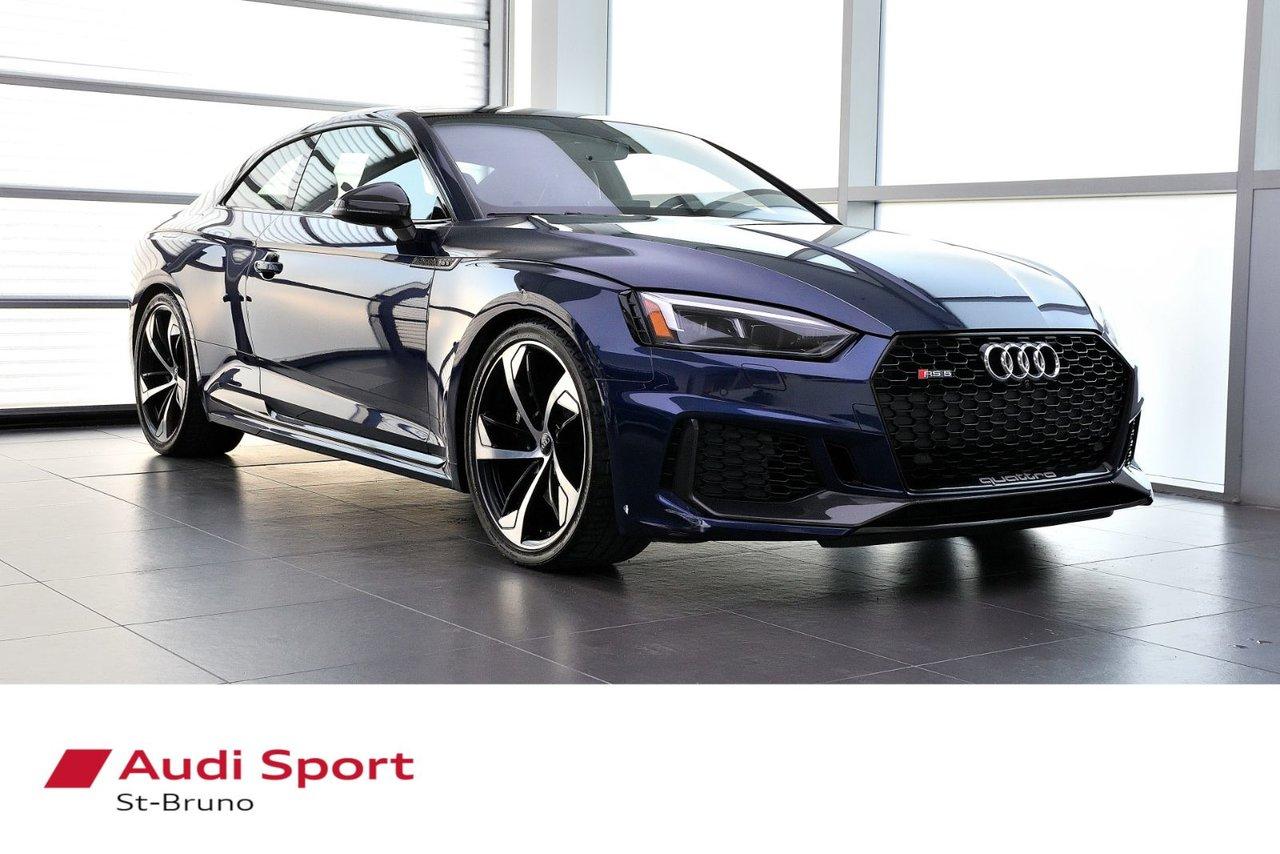 Audi RS5 2018 CARBON OPTICS + AUDI SPORT PACK