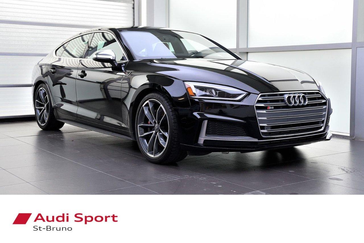 Audi S5 2019 PROGRESSIV + INT.ROUGE + BAS KILO