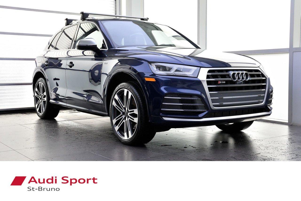 Audi SQ5 2018 TECHNIK + CARBONE + 21 POUCES