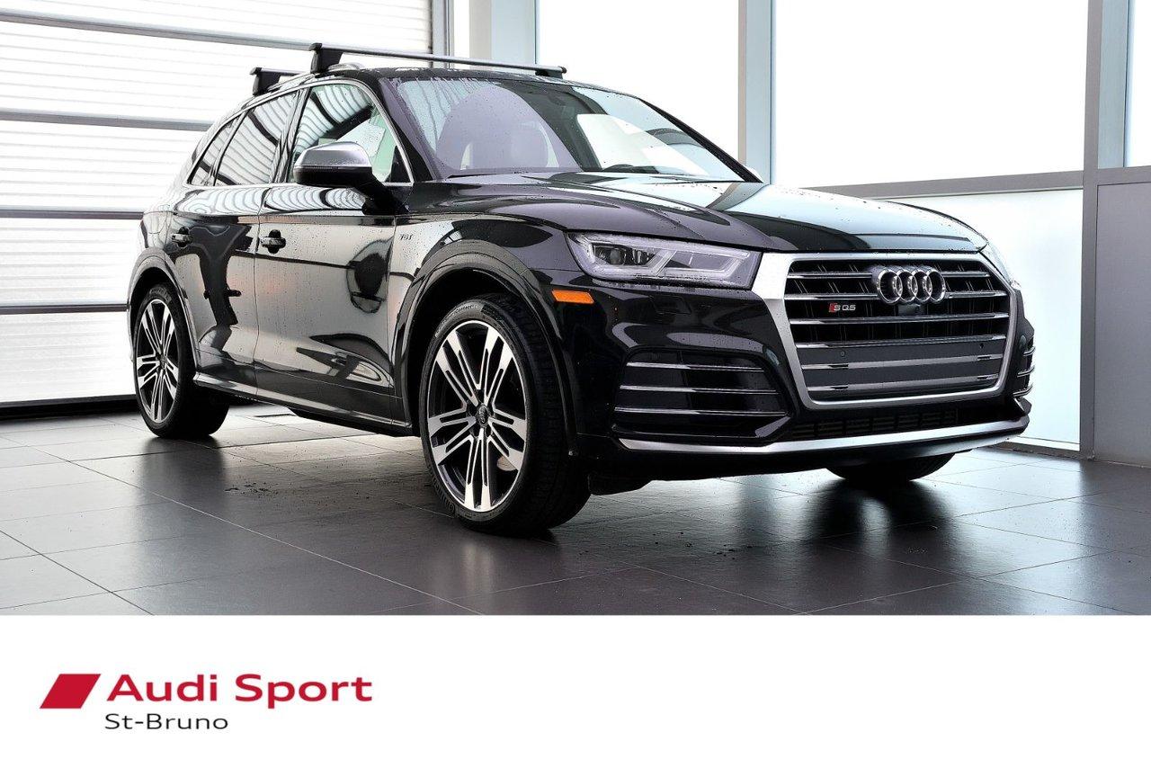 Audi SQ5 2018 TECHNIK + AIR SUSPENSION + DIFF.SPORT