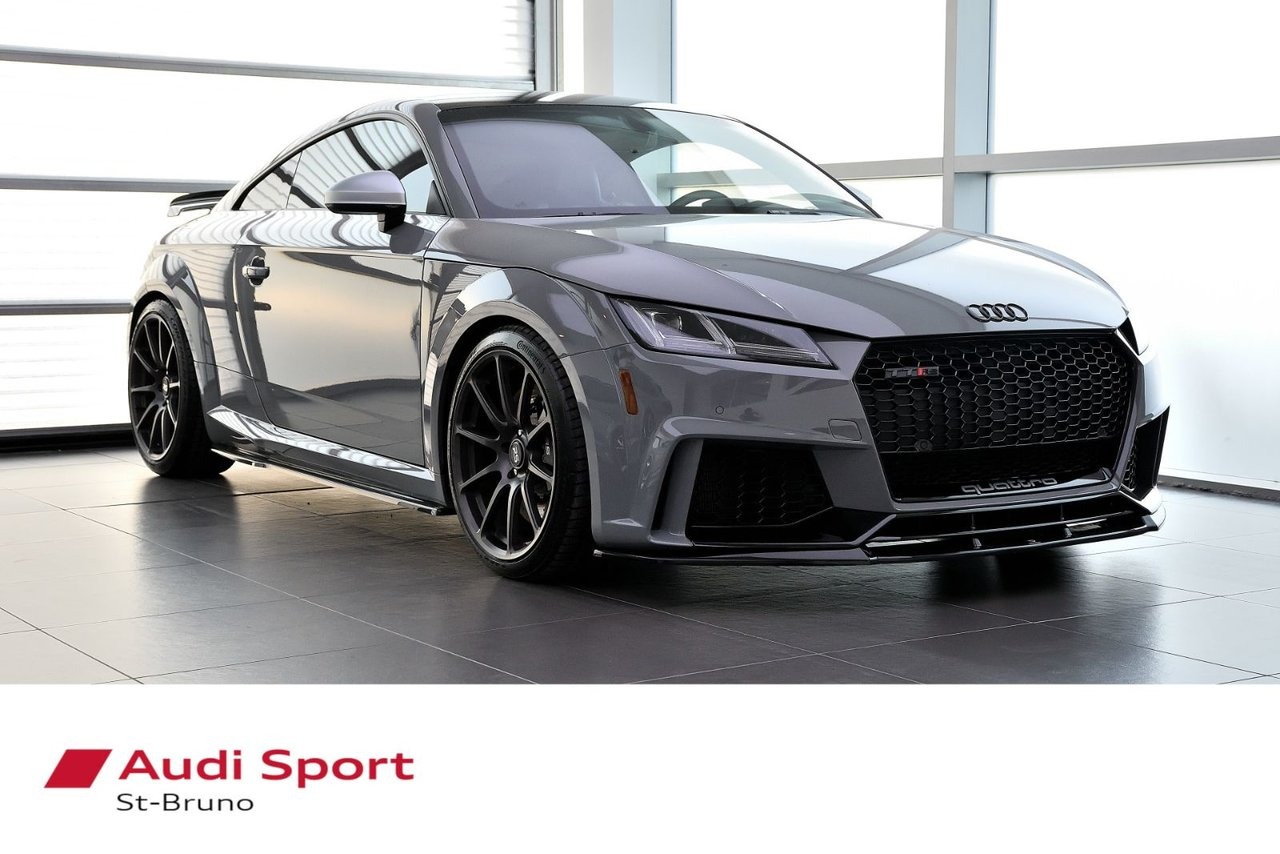 Audi TT RS 2018 STAGE 2 + 621HP + UNIQUE + LOOK WOW