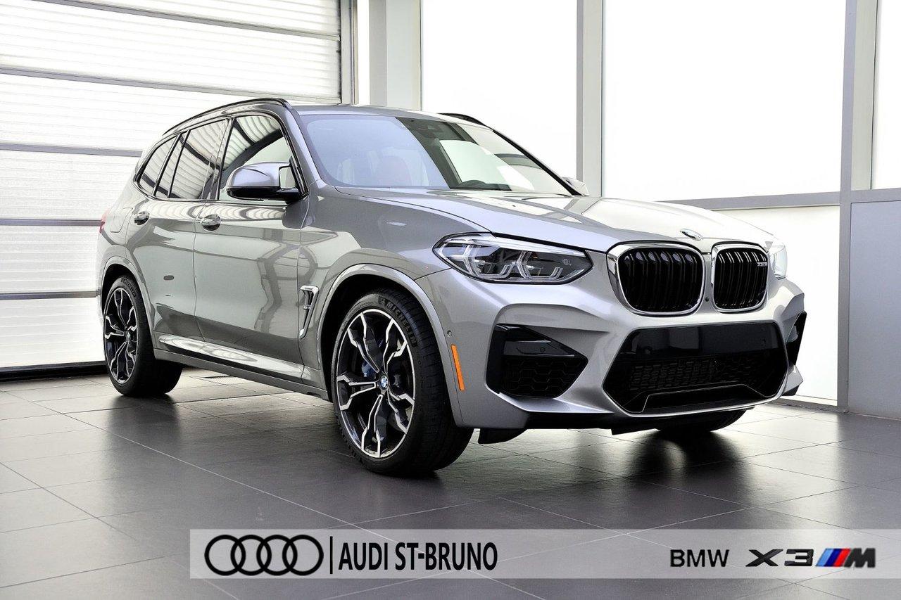 BMW X3 M 2020 **VENDU MERCI SOLD**