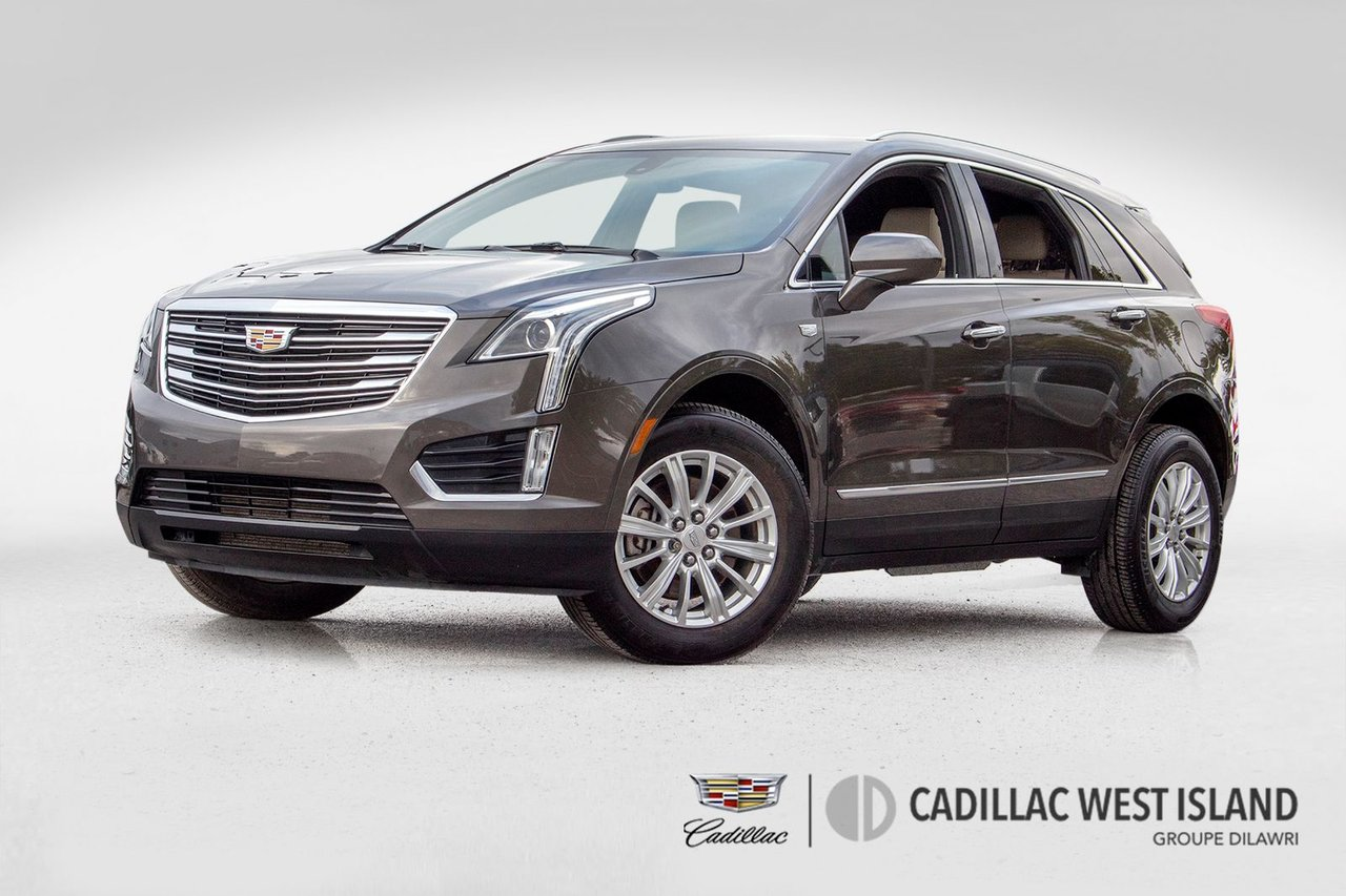 Cadillac XT5 2019 AWD