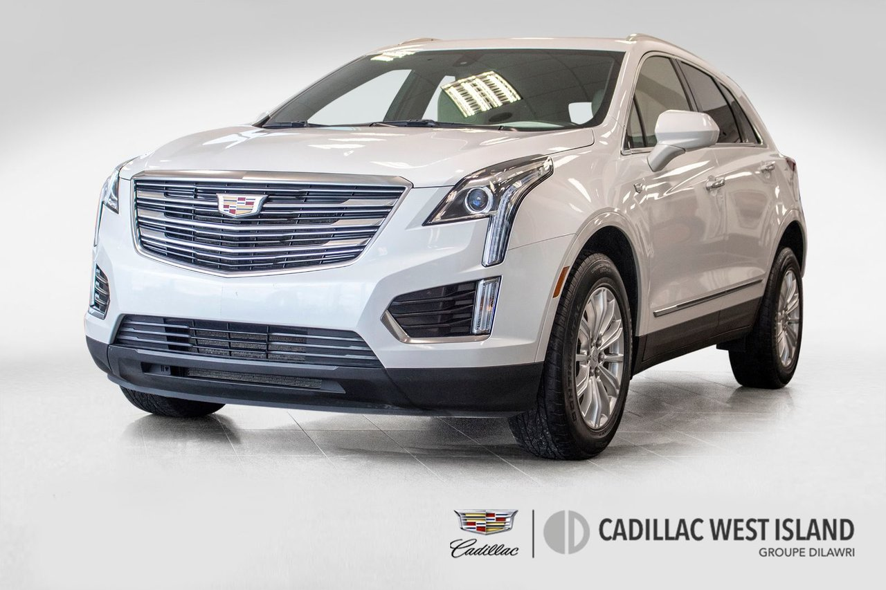 Cadillac XT5 2019 FWD