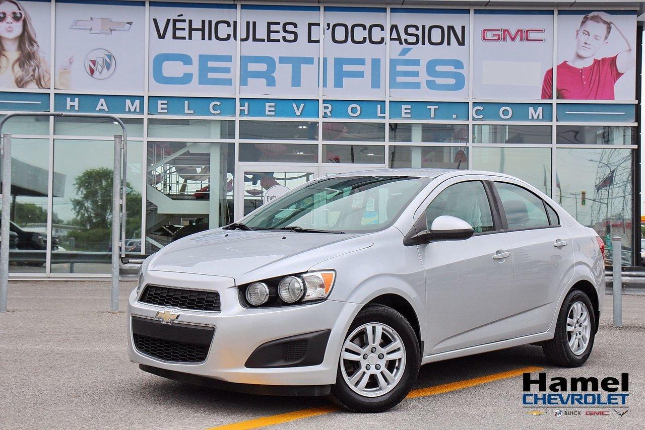 Chevrolet Sonic 2013 LS