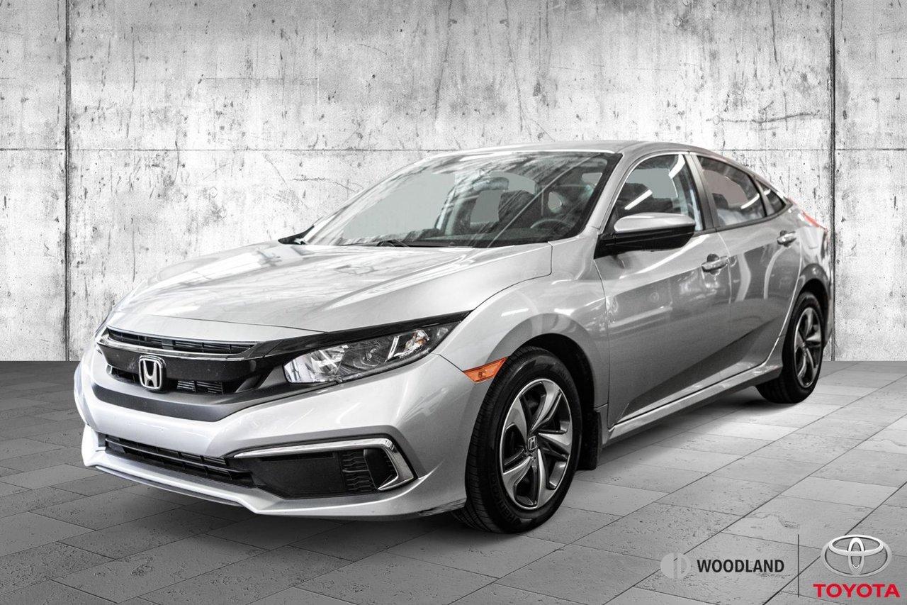Honda Civic 2021 LX * Caméra * Bluetooth * Air * Écran *