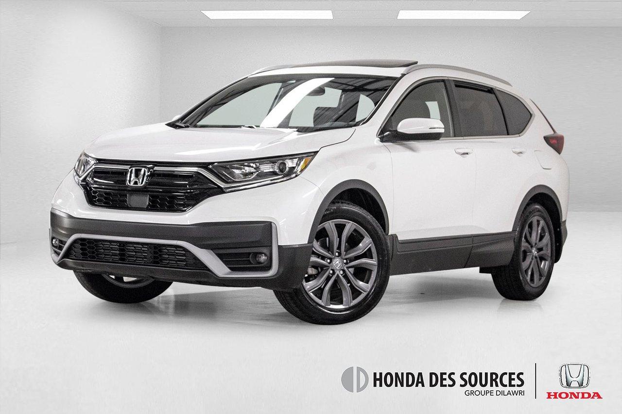Honda CR-V 2021 Sport