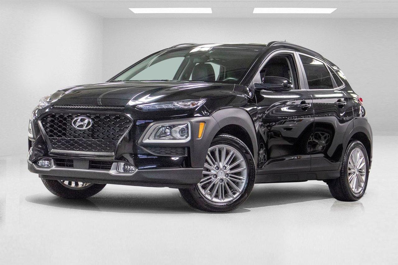 Hyundai Kona 2019 2.0L AWD Luxury
