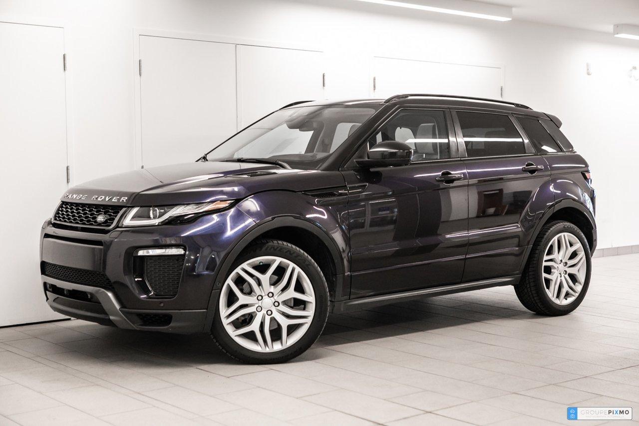 Land Rover Range Rover Evoque 2016 HSE Dynamic * TOIT OUVRANT * BANCS MASSANTS *