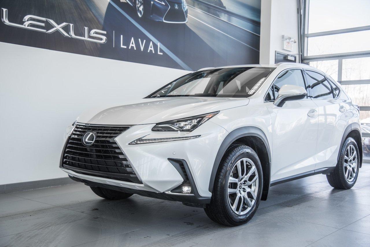Lexus NX 2020 Luxe / AWD / Navi-GPS / Toit / Bluetooth