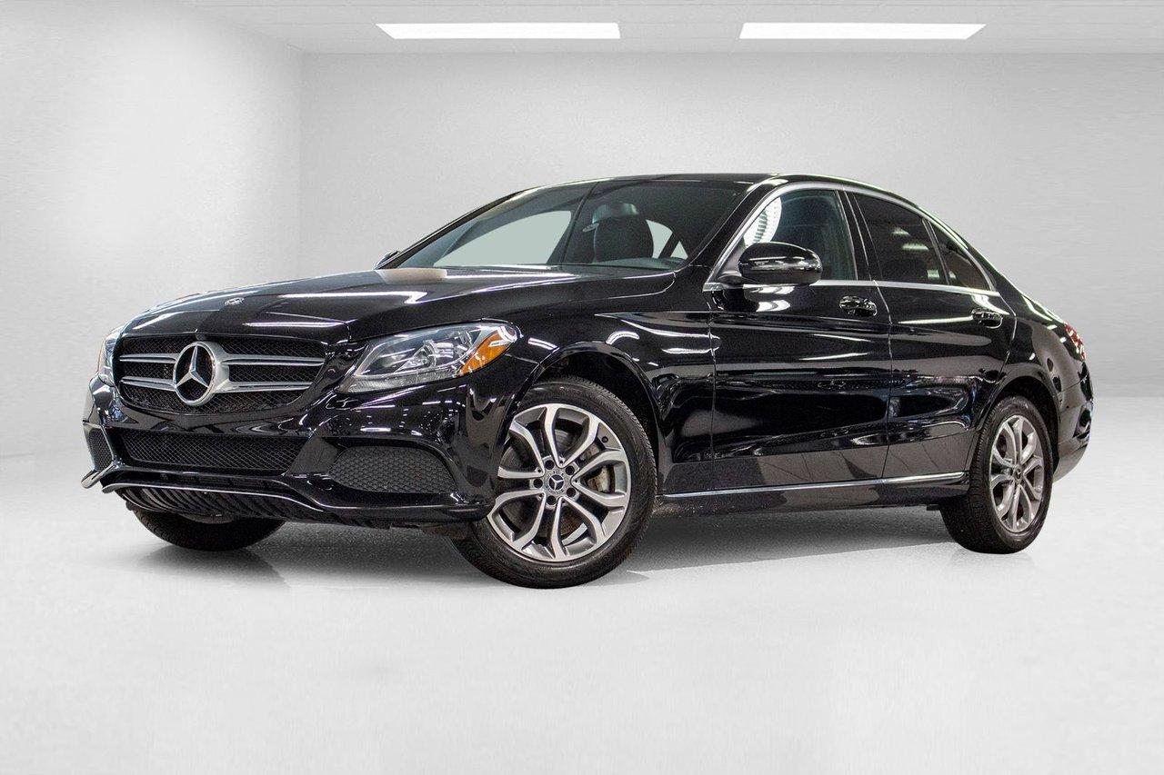 Mercedes-Benz Classe C 2018 4MATIC Sedan