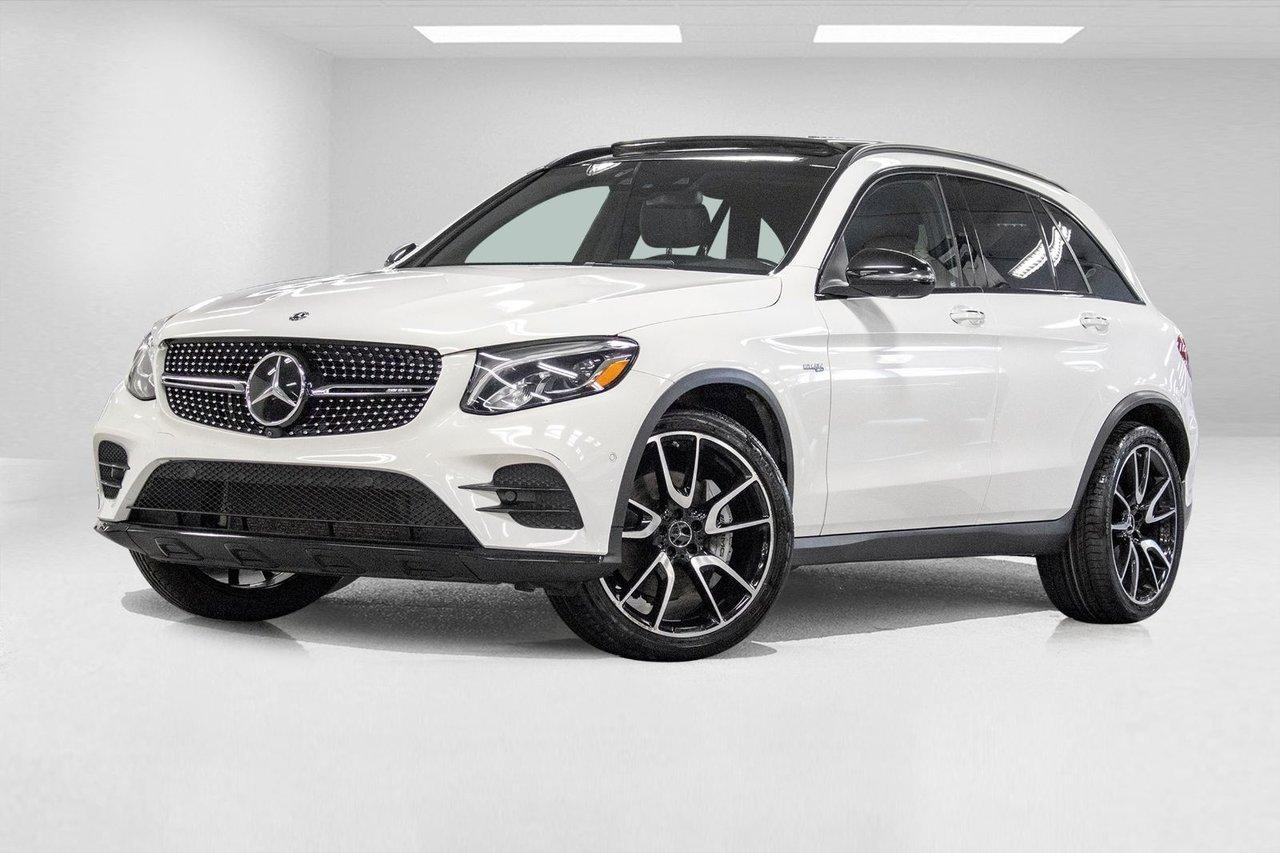 Mercedes-Benz GLC AMG 2018 4MATIC SUV