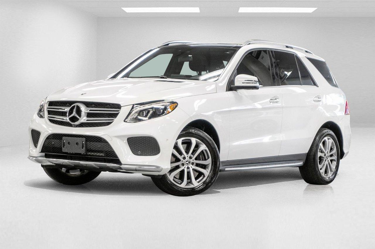 Mercedes-Benz GLE 2018 4MATIC SUV