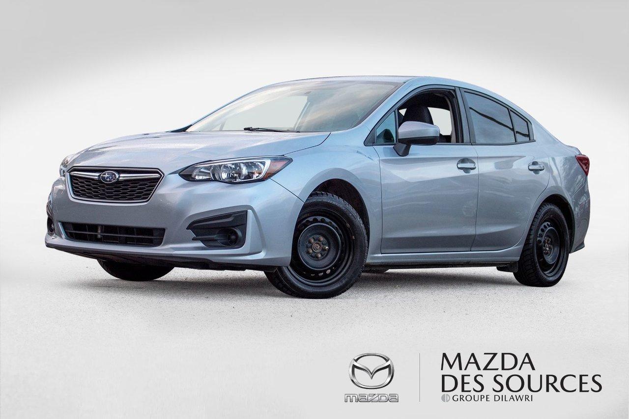 Subaru Impreza 2018 Convenience