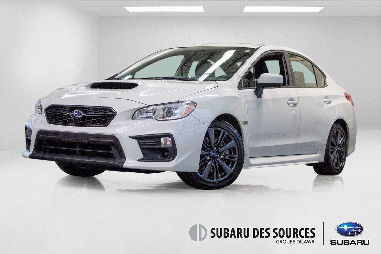 Subaru WRX / WRX STI 2020 Manuelle, Apple CarPlay/Android Auto