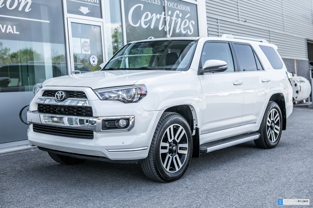 Toyota 4Runner 2016 SR5 LIMITED / MAGS 20''/ 7 PASSAGERS