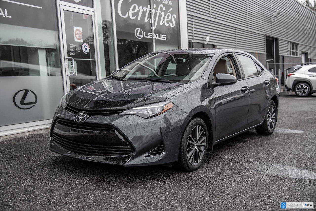 Toyota Corolla 2017 SE / Camera / Bluetooth