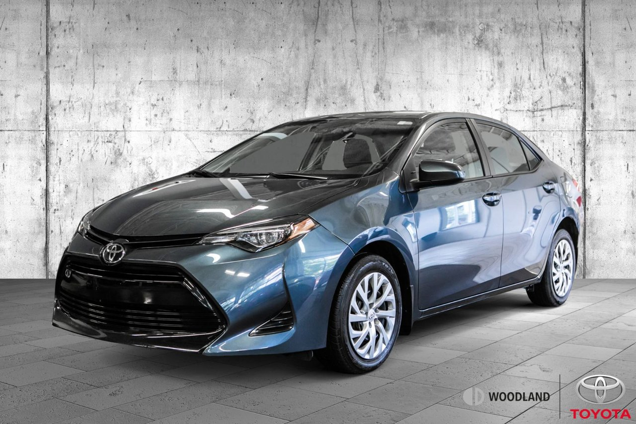 Toyota Corolla 2019 LE * Air climatisé * Caméra * Bluetooth * 355