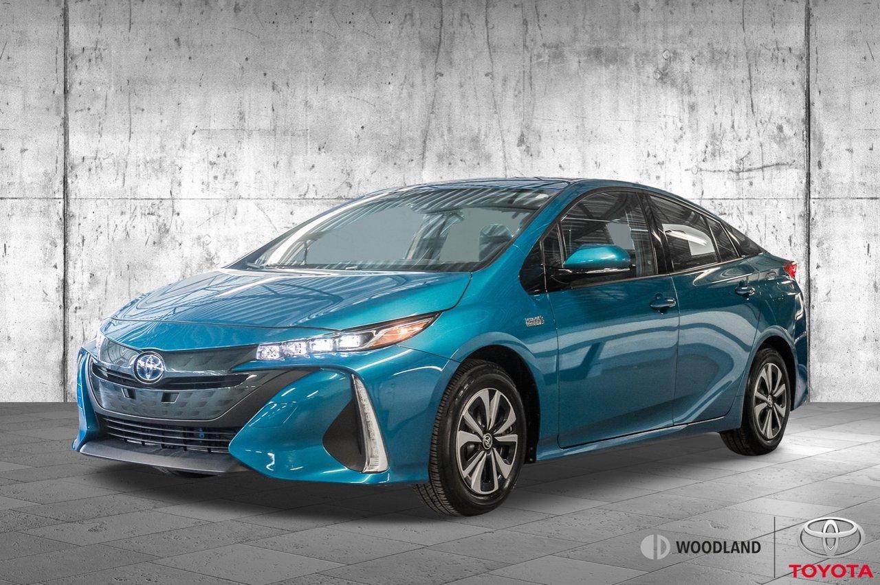 2018 Toyota Prius Prime * Branchable * Mags * Caméra * Air * 26600 Km