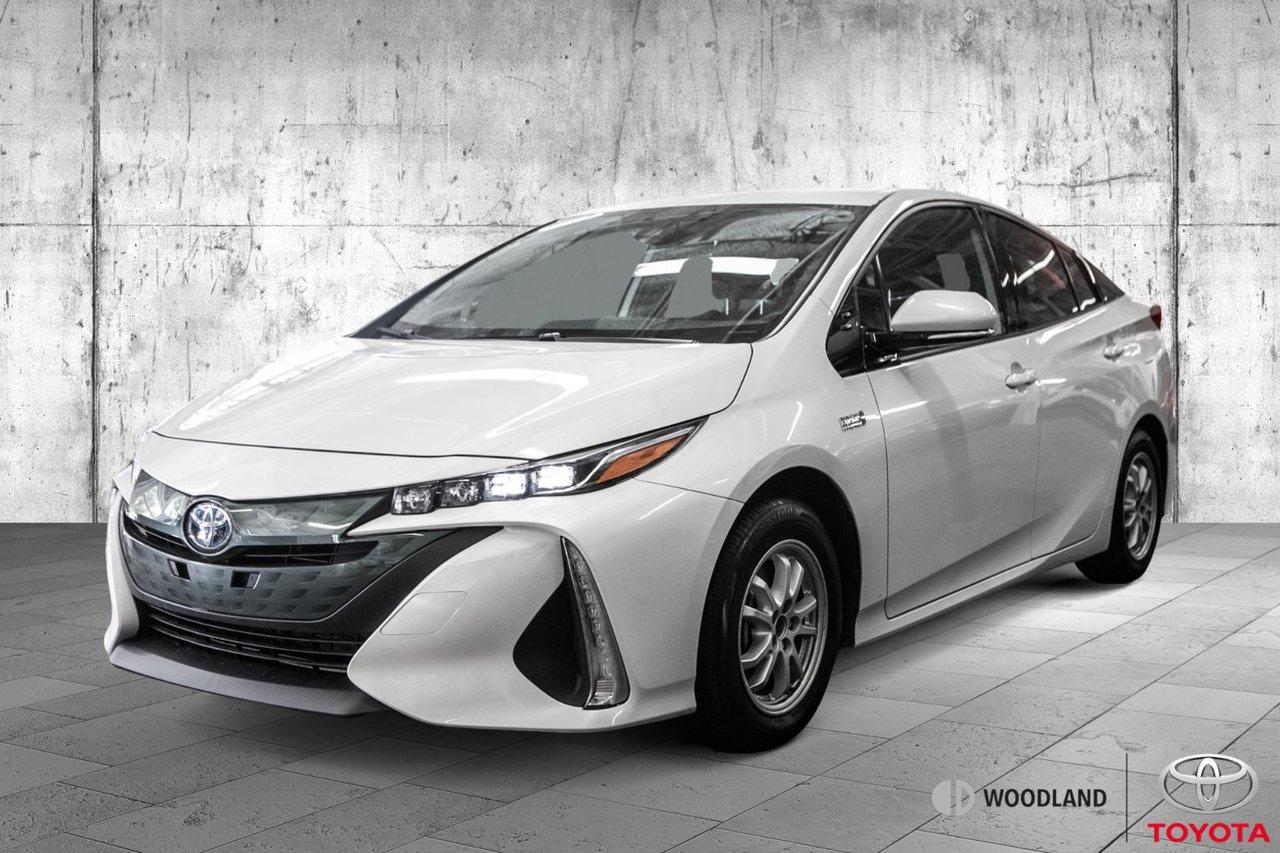 Toyota Prius Prime 2020 * Branchable * Mags * Caméra * Air * 29000 Km