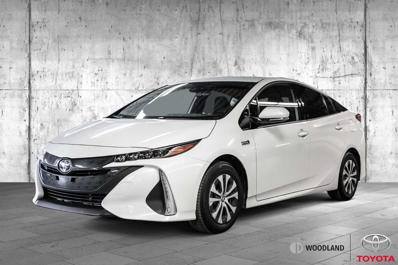 Toyota Prius Prime 2020 * Branchable * Mags * Caméra * Air * 46780 Km
