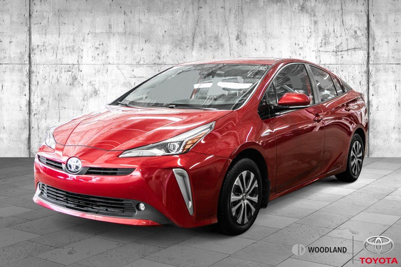 Toyota Prius 2019 Technology  * Gps * Mags * Bluetooth * Écran