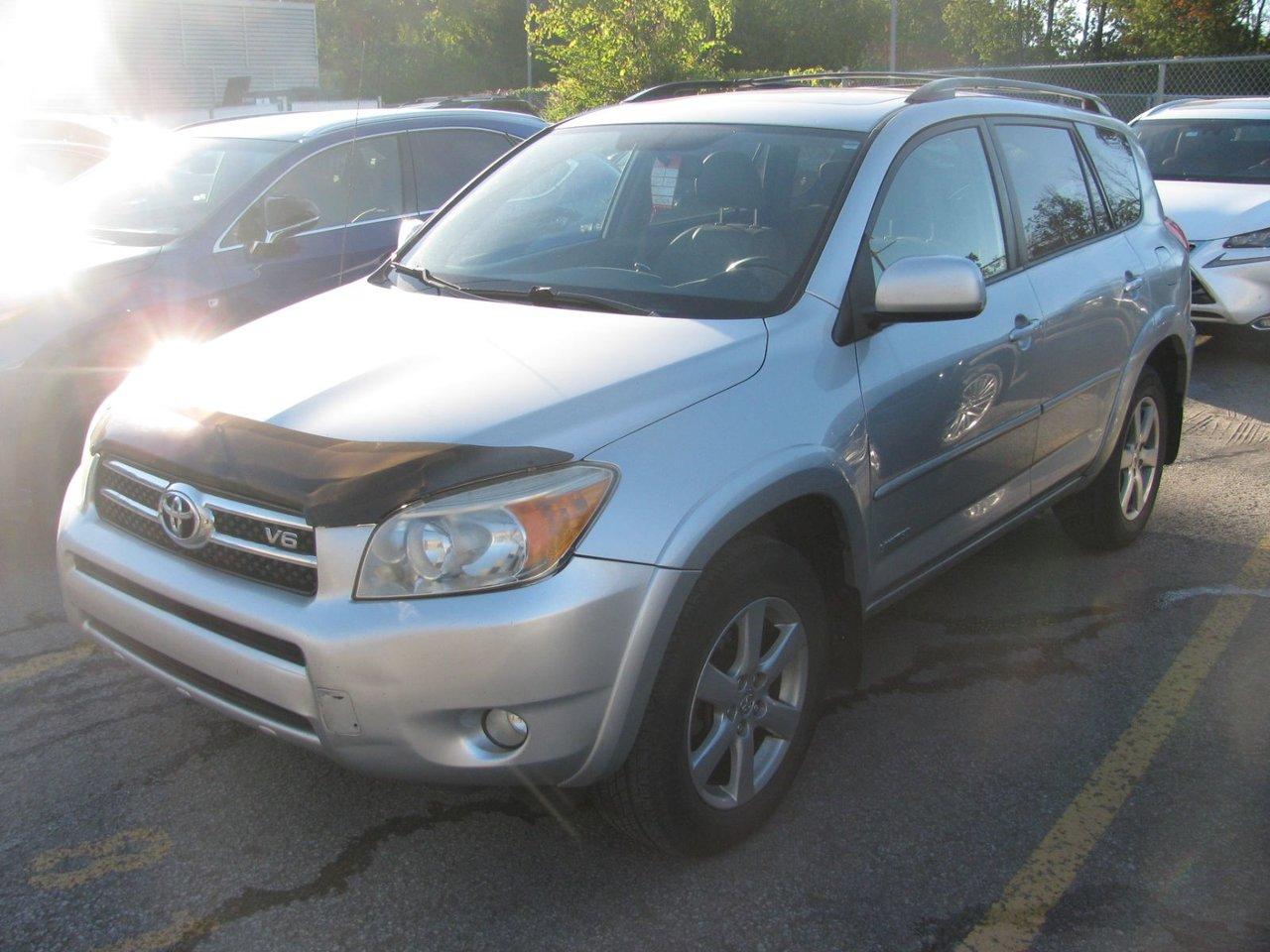 2007 Toyota RAV4 Limited V6 AWD