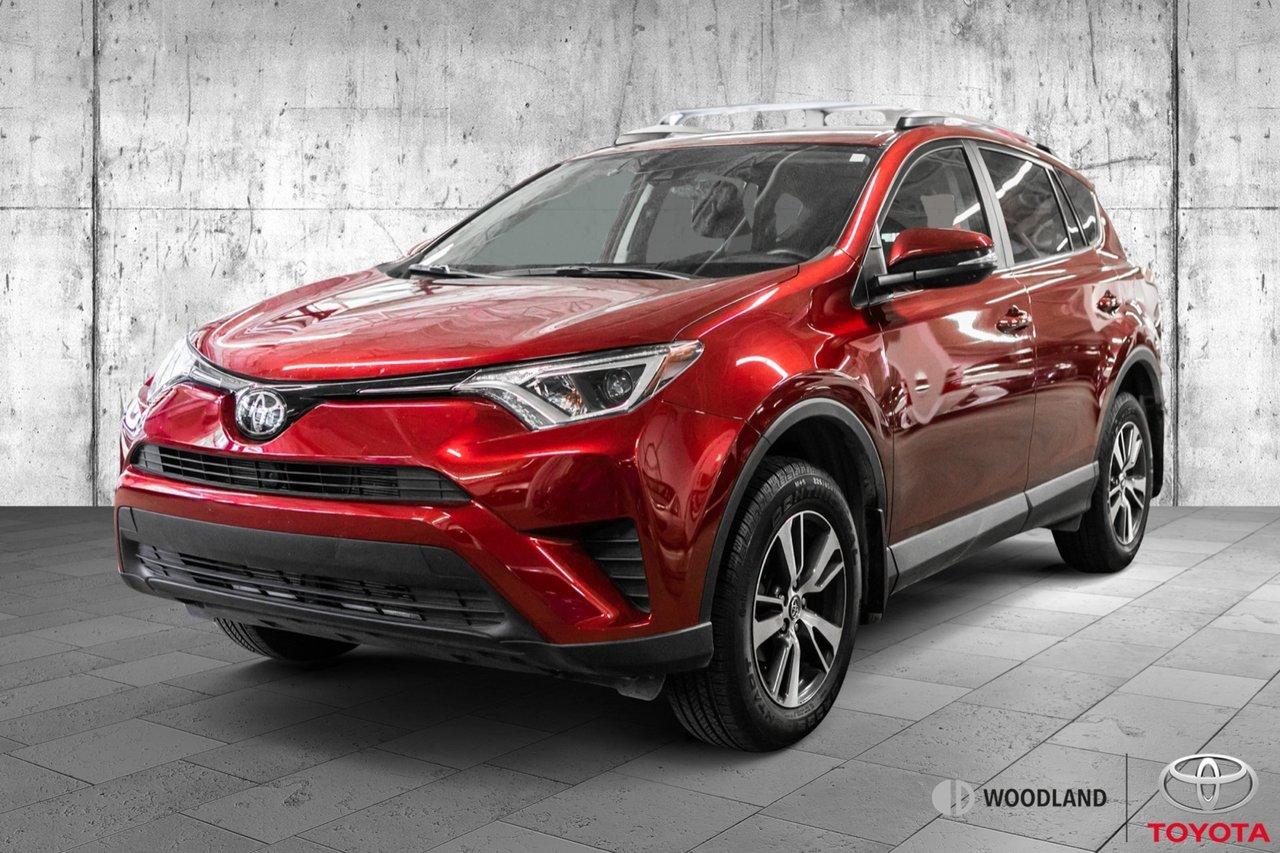 Toyota RAV4 2018 LE * FWD * Bluetooth * Caméra * Mags * Air ++