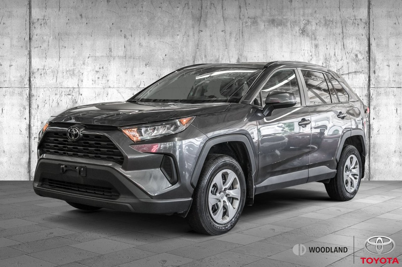 Toyota RAV4 2019 LE * FWD * Bluetooth * Caméra * Mags * Air