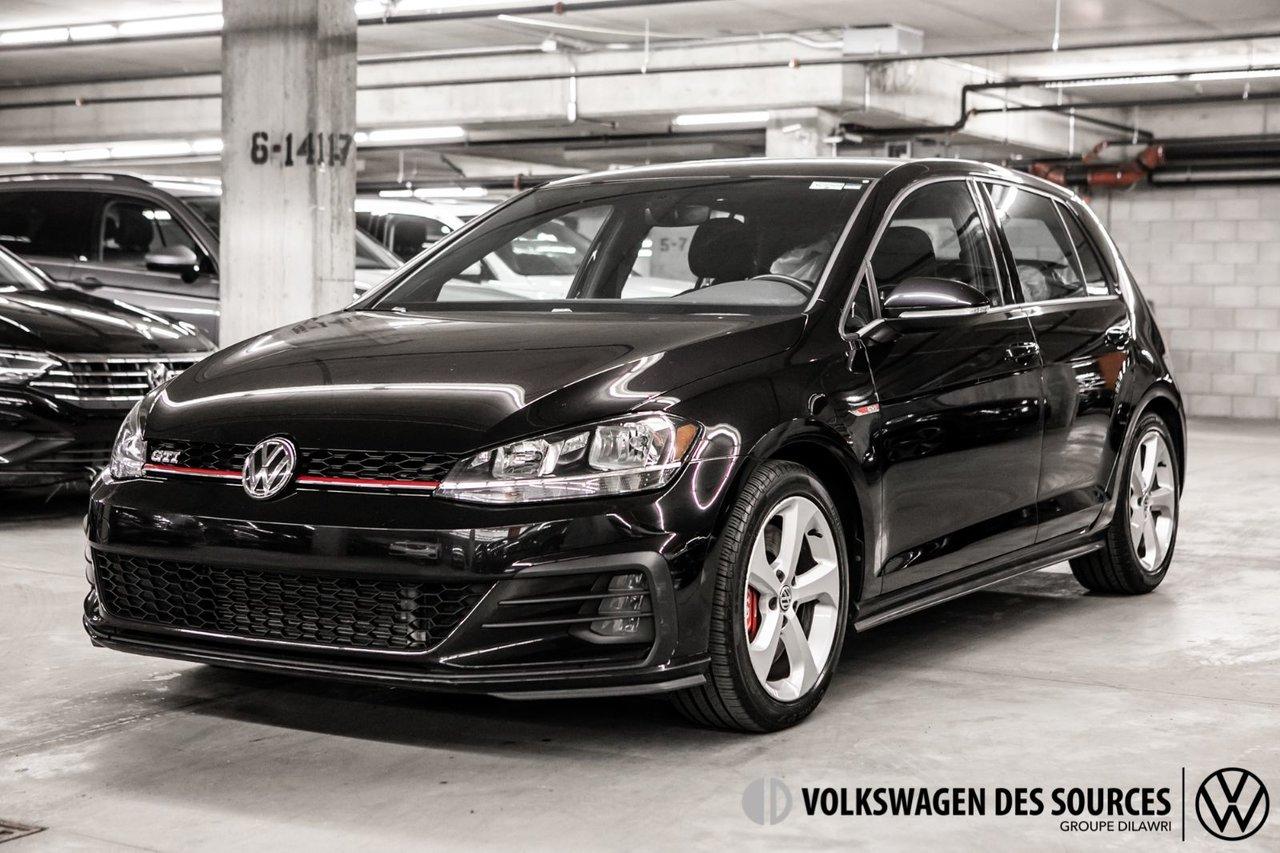 Volkswagen Golf GTI / R 2018 5-Dr 2.0T 6sp