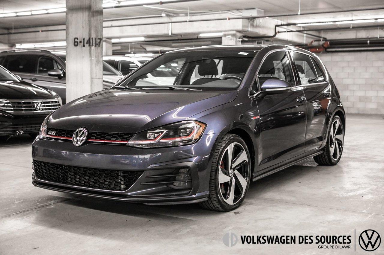 Volkswagen Golf GTI / R 2018 Autobahn