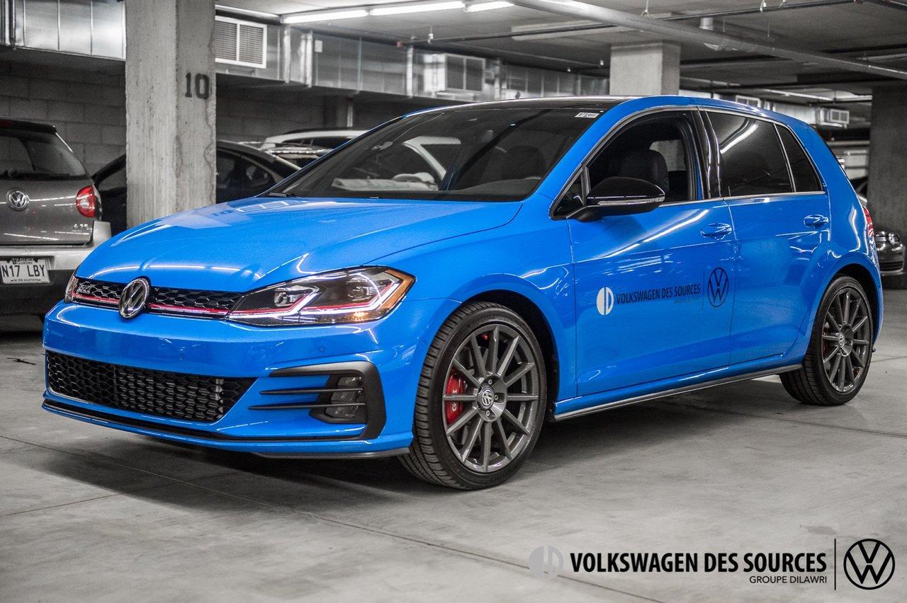 Volkswagen Golf GTI / R 2021 Autobahn