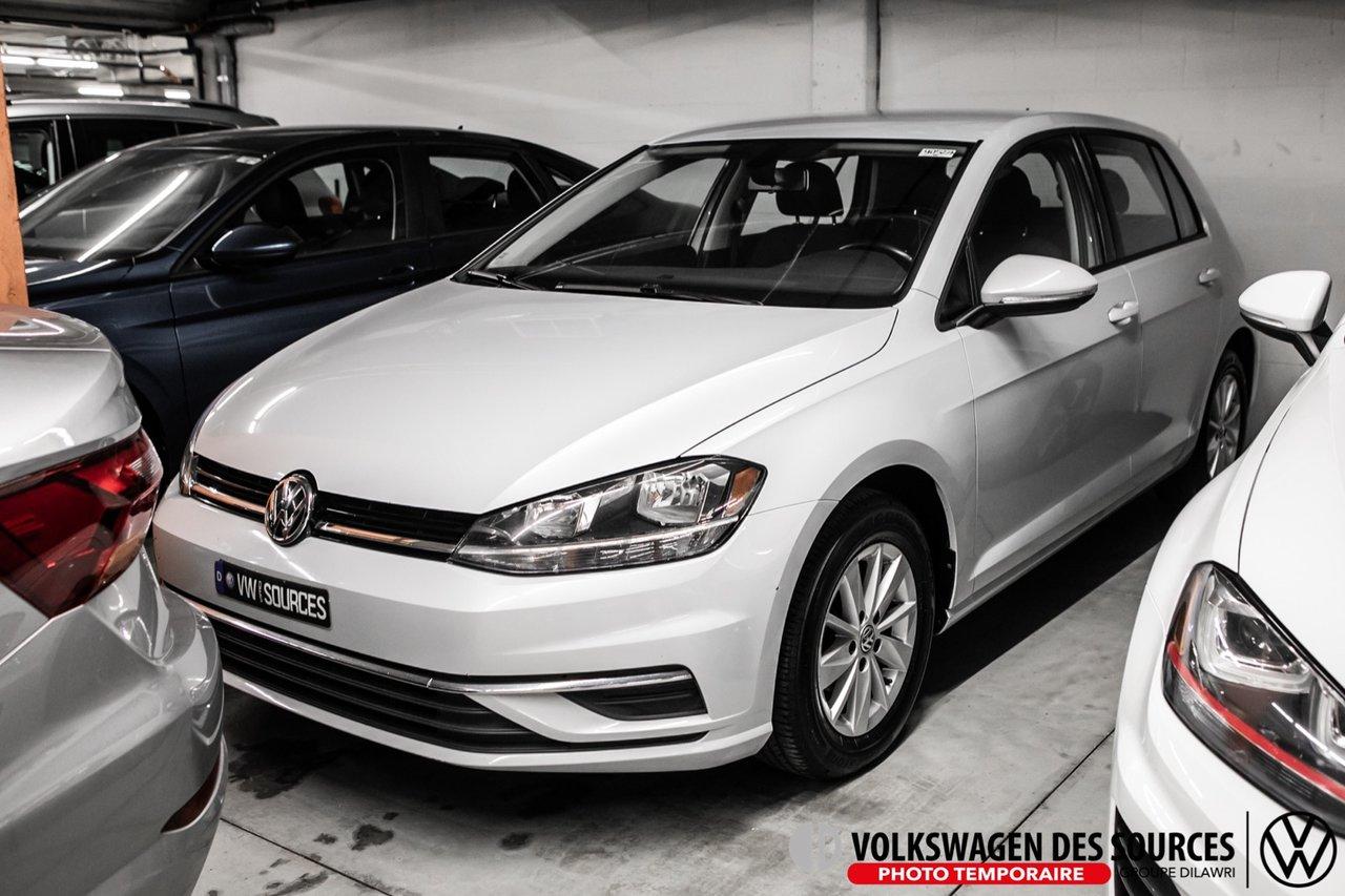 Volkswagen Golf 2018 TRENDLINE