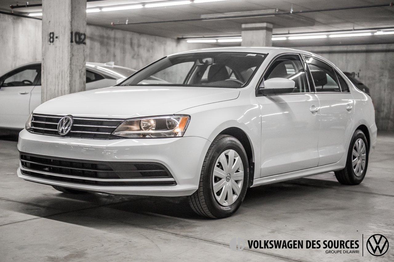 Volkswagen Jetta 2017 Trendline+