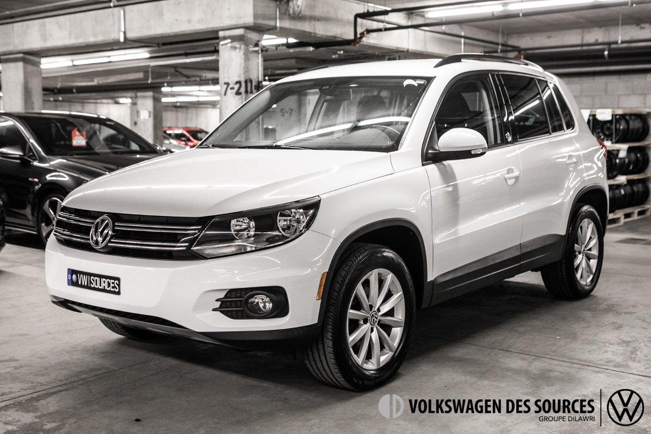 Volkswagen Tiguan 2017 Wolfsburg Edition