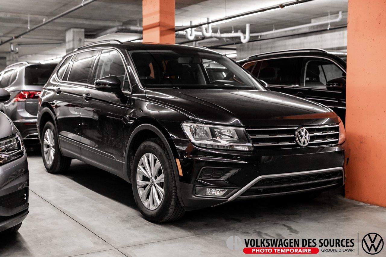 Volkswagen Tiguan 2018 Trendline