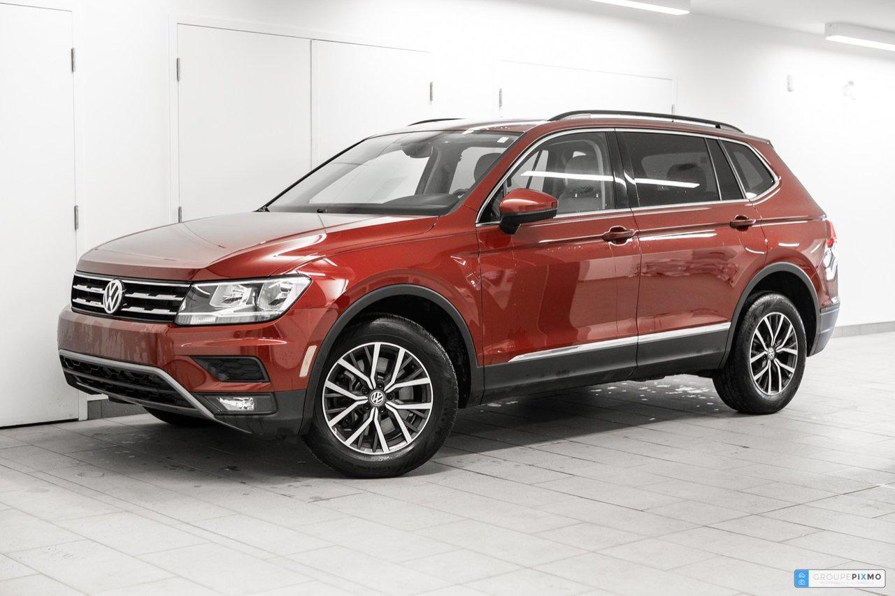 Volkswagen Tiguan 2019 COMFORTLINE * 4MOTION * HAYON ELECTRIQUE *