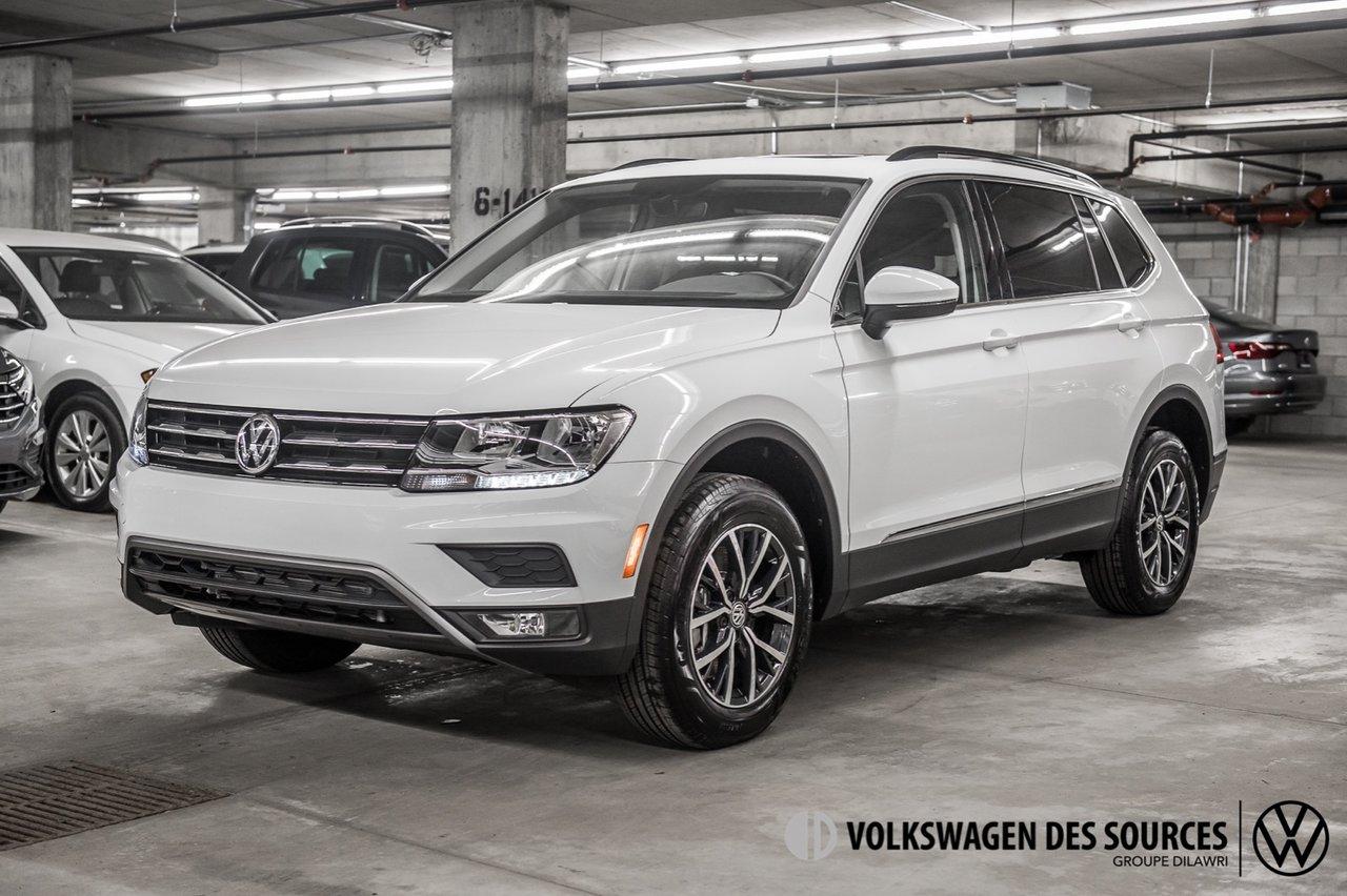 Volkswagen Tiguan 2020 Comfortline